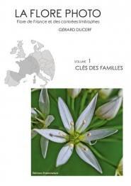 La flore photo T1 clés des familles - promonature - 9791091115049