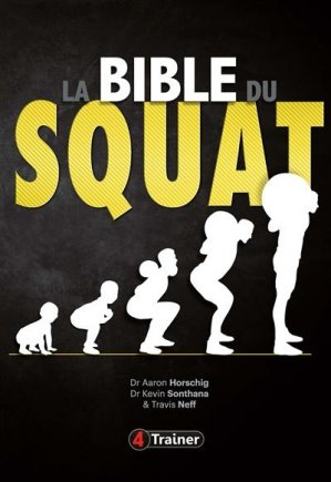 La bible du squat - 4 trainer - 9791091285674 -