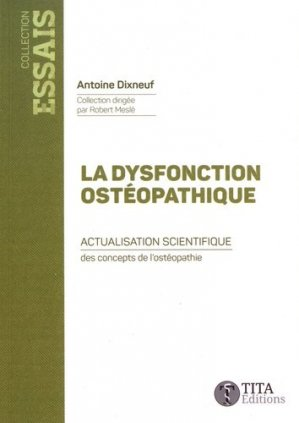 La dysfonction ostéopathique - tita - 9791092847116 -