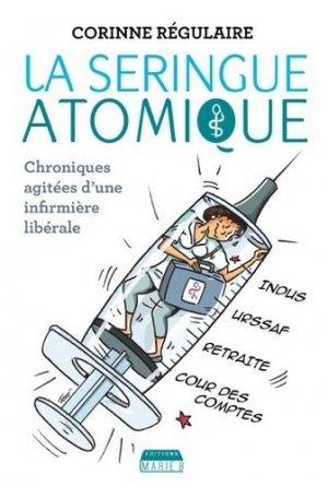 La seringue atomique - marie b - 9791093576053 -