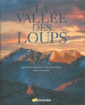 La Vallée des Loups - la salamandre - 9791093655482 -