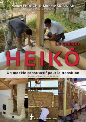 La maison Heiko - imagine un colibri - 9791095250074 -
