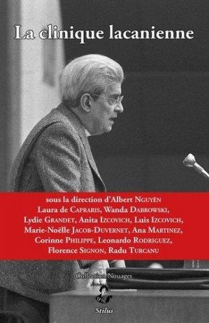 La clinique lacanienne - Editions Stilus - 9791095543190 -