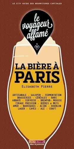 La bière à Paris - Menu Fretin - 9791096339310 -