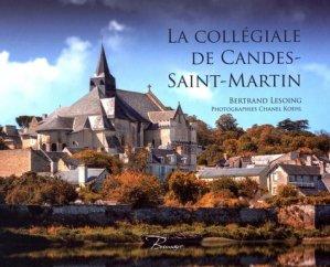 La collégiale de Candes-Saint-Martin - brumaire - 9791096385010 -
