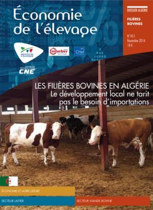 Les filières bovines en Algérie - technipel / institut de l'elevage - 2224579465109 -