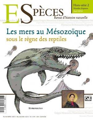 Les mers au Mésozoïque sous le règne des reptiles - kyrnos publications - 2224647006432