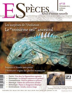 Les surprises de l'évolution : le troisième oeil ancestral - kyrnos publications - 2224612290354