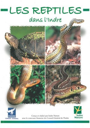 Les reptiles dans l'Indre - indre nature - 2225227416894 -