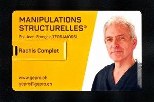 Manipulations structurelles tome 2: Le Rachis et le bassin - gepro - 2225638775474 -