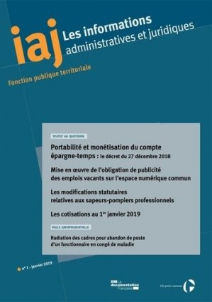 Les informations administratives et juridiques N° - La Documentation Française - 3303330612187 -