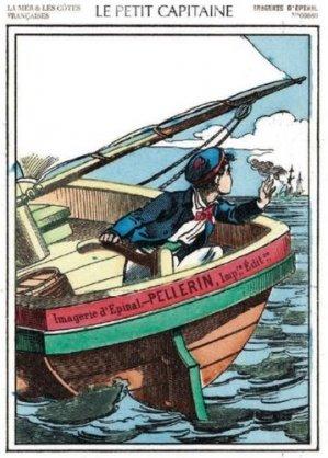Le petit capitaine - Imagerie D'Epinal - 3760200941288 -