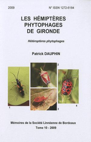 Les hémiptères phytophages de Gironde - societe linneene de bordeaux - 2223619647895 -