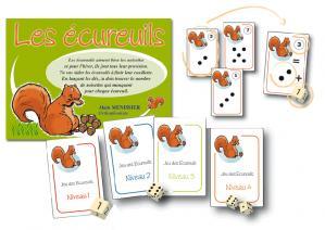 Les écureuils - ortho  - 2223618941956 -