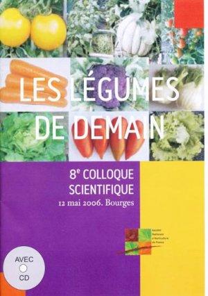 Les légumes de demain - societe nationale d'horticulture de france - 2223618948160 -