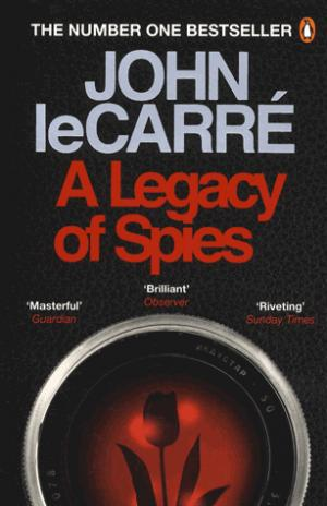 A Legacy of Spies - penguin - 9780241981610 -