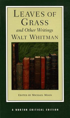 Leaves of Grass and Other Writings - Norton and Company - 9780393974966 -