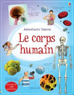 Le corps humain - usborne - 9781474962056