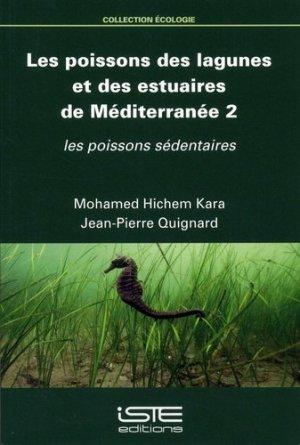 Les poissons des lagunes et des estuaires de Méditerranée - iste - 9781784053789 -