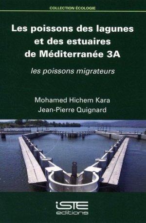 Les poissons des lagunes et des estuaires de Méditerranée - iste - 9781784053796 -