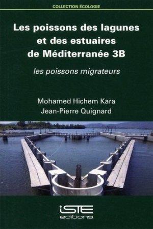 Les poissons des lagunes et des estuaires de Méditerranée - iste - 9781784054946 -