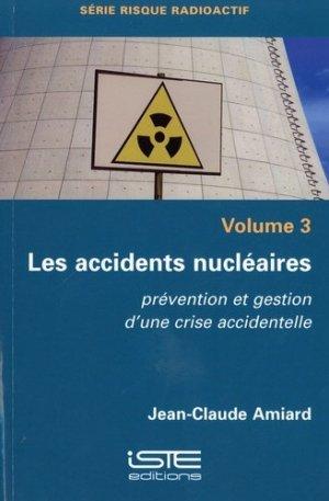 Les accidents nucléaires - iste  - 9781784056667 -