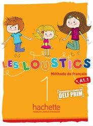 Les Loustics 1 A1.1 - Livre de l'élève - hachette - 9782011559036