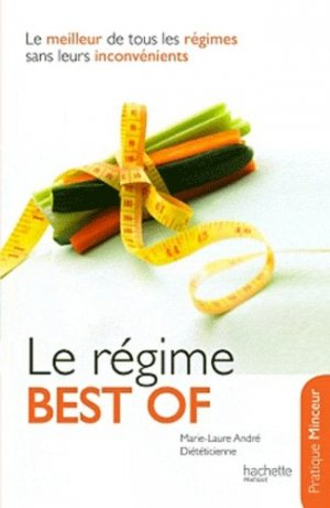 Le régime Best of - hachette  - 9782012303720 -