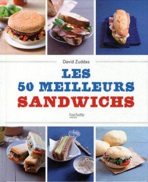 Les meilleurs sandwiches du monde - Hachette - 9782012303959 -