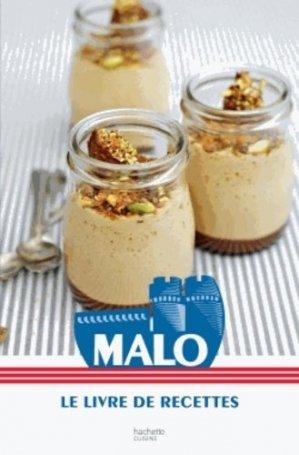 Les meilleures recettes de Malo - Hachette - 9782012316935 -