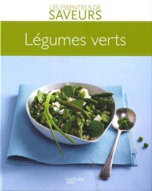 Légumes verts - Hachette - 9782012381216 -
