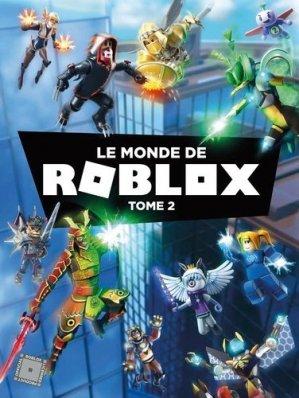 Le monde de Roblox - Hachette Jeunesse - 9782016291474 -