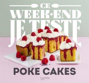 Les poke cakes - Hachette - 9782017020486 -