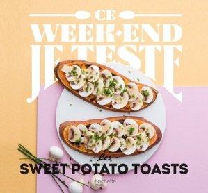 Les sweet potato toasts - Hachette - 9782017020660 -