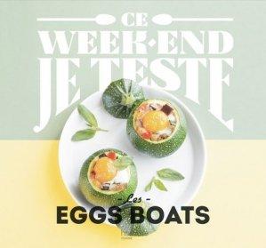 Les egg boats - Hachette - 9782017020677 -