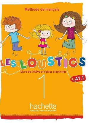 Les Loustics (6 niveaux) volume 1 - Hachette Français Langue Etrangère - 9782017053590 -