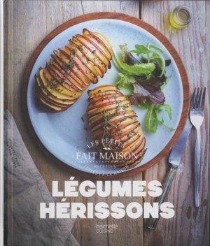 Légumes hérissons - Hachette - 9782017059776 -