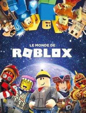 Le monde de Roblox - Hachette Jeunesse - 9782017063919 -