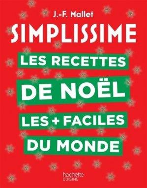 Les recettes de Noël les + faciles du monde - hachette - 9782017089391 -