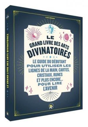 Le grand livre des arts divinatoires - Hachette Pratique - 9782017101246 -