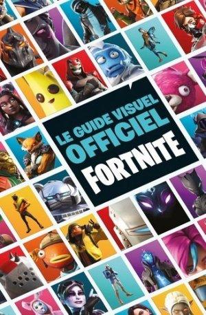 Le guide visuel officiel Fortnite - Hachette Jeunesse - 9782017113386 -