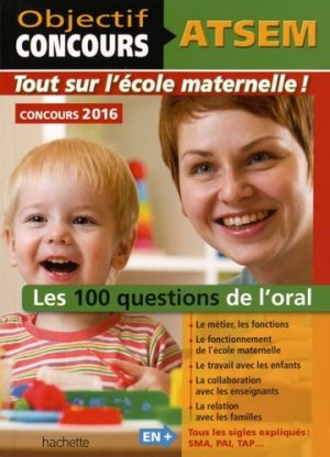 Les 100 questions de l'oral - hachette - 9782019104061 -