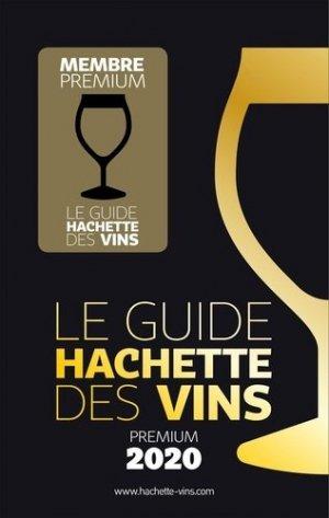 Le Guide Hachette des vins 2020 - hachette - 9782019451493 -