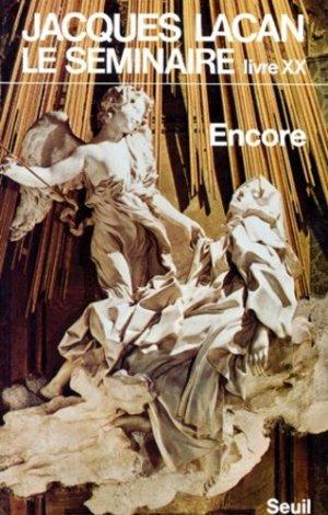LE SEMINAIRE. Livre 20, encore - du seuil - 9782020027694 -