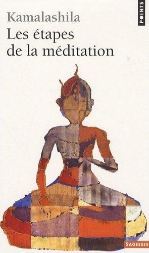 Les Etapes de la méditation - du seuil - 9782020857031 -