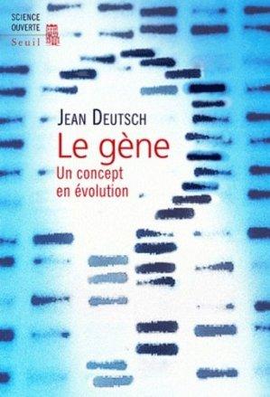Le Gène - du seuil - 9782021037012 -
