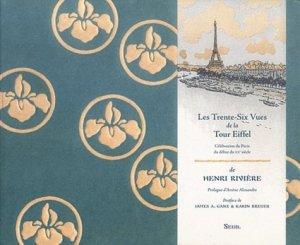 Les trente-six vues de la tour Eiffel - du seuil - 9782021052305 -