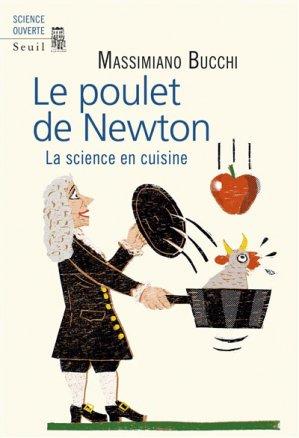 Le poulet de Newton - du seuil - 9782021325430 -