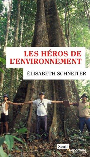 Les héros de l'environnement - du seuil - 9782021388190 -