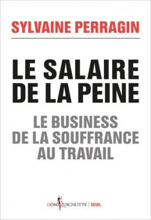 Le salaire de la peine - Seuil - 9782021422627 -
